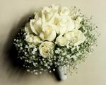прекрасный свадебный букет невесты