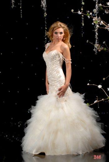 свадебные платья афродита