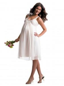 Для беременных свадебные платья для